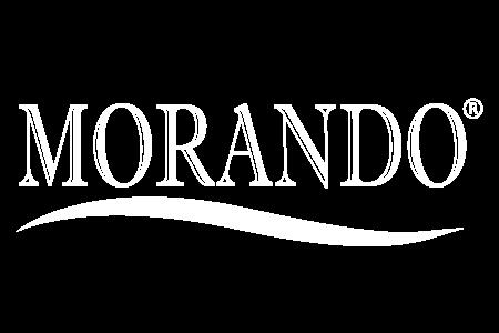 Logo Morando-bianco